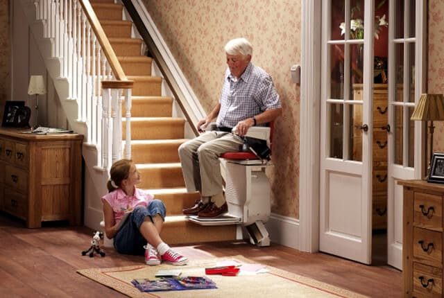 Delightful Cainu0027s Mobility Minnesota » Stair Lifts » St Cloud